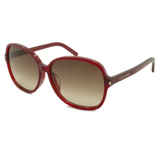 Saint Laurent Classic 8 F Women's Rectangular Sunglasses