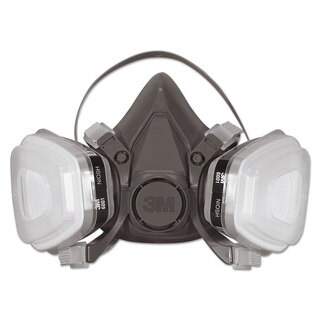 3M Half Facepiece Paint Spray/Pesticide Respirator Large