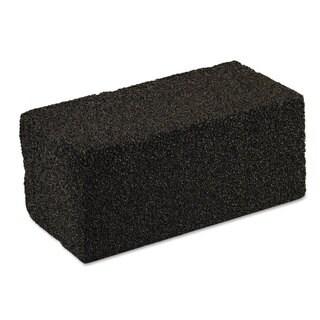 Scotch-Brite PROFESSIONAL Grill Cleaner Grill Brick 4 x 8 x 3 1/2 Black