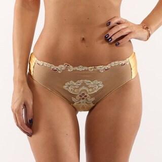 La Perla Oro Slip Panty