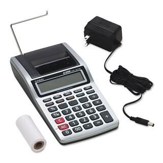 Casio HR-8TM Handheld Portable Printing Calculator Black Print 1.6 Lines/Sec