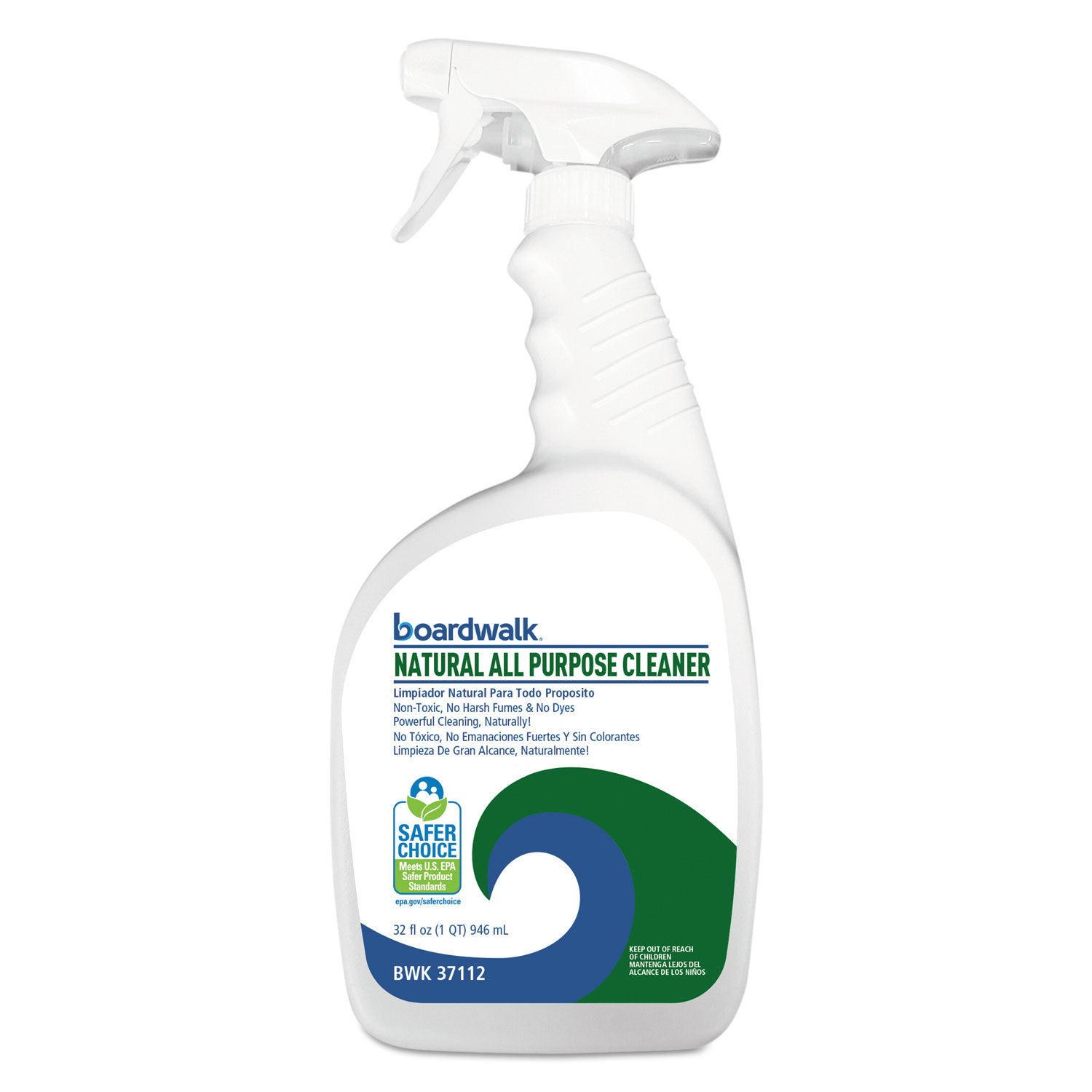 Boardwalk Natural All Purpose Cleaner Unscented 32-ounce ...
