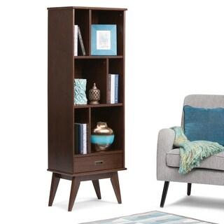 WYNDENHALL Tierney Mid Century Bookcase and Storage Unit