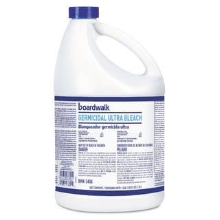 Boardwalk Ultra Germicidal Bleach 1 Gallon Bottle 6/carton