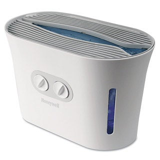 Honeywell Easy-Care Top Fill Cool Mist Humidifier White 16 7/10-inch wide x 9 4/5-inch deep x 12 2/5h