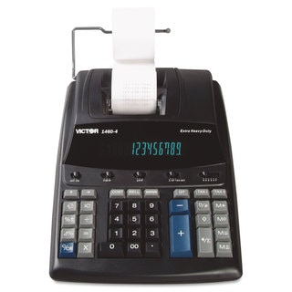 Victor 1460-4 Extra Heavy-Duty Printing Calculator Black/Red Print 4.6 Lines/Sec
