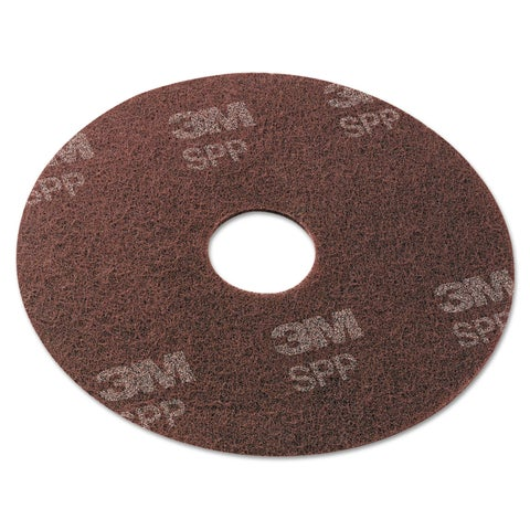 3M Surface Preparation Pad 19 inches Maroon 10/Carton