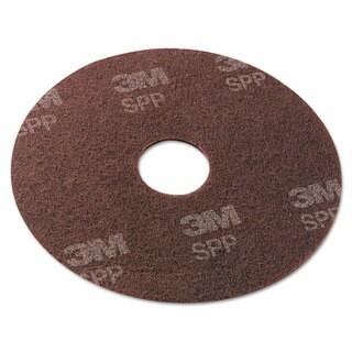 3M Surface Preparation Pad 18-inch Maroon 10/Carton