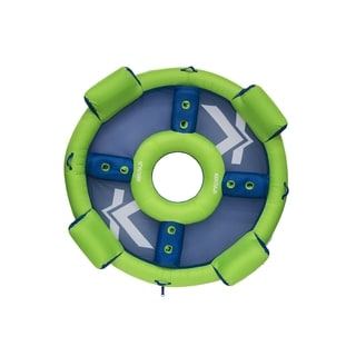 Big Nauti Floating Blue Green