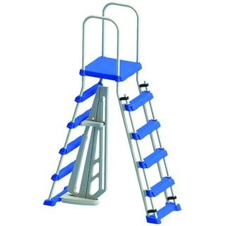Above Ground Pool Entry Ladder