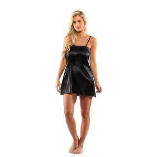 La Perla Nero Baby Doll and Panty