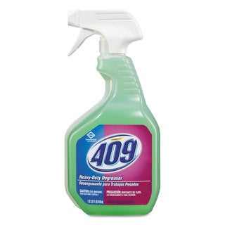 Formula 409 Heavy-Duty Cleaner/Degreaser Fresh Scent 32-ounce Spray Bottle 9/Carton