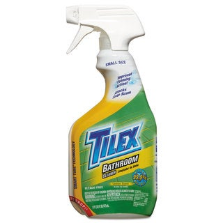 Tilex Bathroom Cleaner Spray 16-ounce Smart Tube Spray 12/Carton