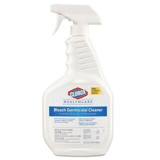 Clorox Healthcare Bleach Germicidal Cleaner 22-ounce Spray Bottle