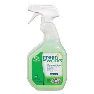 Green Works All-Purpose Cleaner Original 32-ounce Smart Tube Spray Bottle