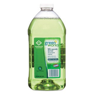 Green Works All-Purpose Cleaner Original 64-ounce Refill