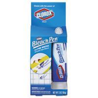 Clorox Bleach Pen 2 -ounce 12/Carton