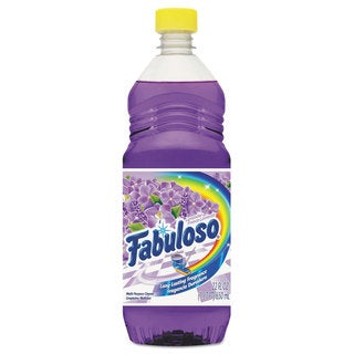 Fabuloso All-Purpose Cleaner Lavender Scent 22-ounce Bottle