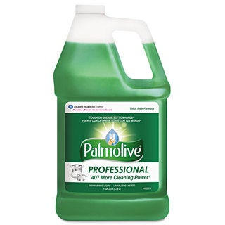 Palmolive Dishwashing Liquid Original Scent 1 gal Bottle