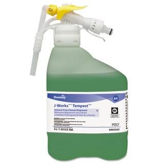 Diversey J-Works Tempest Solvent Free Cleaner/Degreaser Unscented 5L RTD Bottle