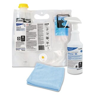 Diversey GlanceGlass & Multi-Surface Cleaner 0.172 L Smart Mix Pro Bag