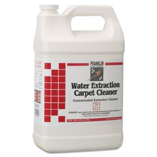 Franklin Cleaning Technology Water Extraction Carpet Cleaner Floral Scent Liquid 1 gal. Bottle