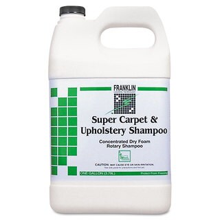 Franklin Cleaning Technology Super Carpet & Upholstery Shampoo 1gal Bottle 4/Carton