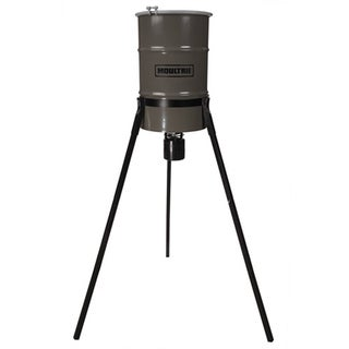Moultrie Feeders Deer Feeder 30 Gallons Pro Hunter Tripod with Quick Lock