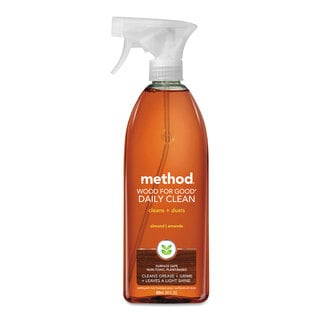 Method Wood for Good Daily Clean 28-ounce Spray Bottle 8/Carton