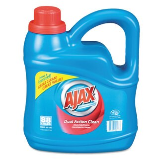 Ajax Triple Action Multipurpose Cleaner Original Scent 134-ounce Bottle