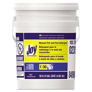 Joy Dishwashing Liquid Lemon Five Gallon Pail