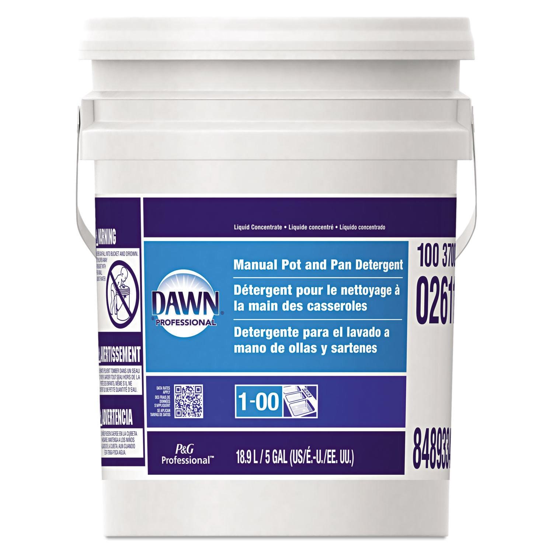 Dawn Professional Manual Pot & Pan Dish Detergent Origina...