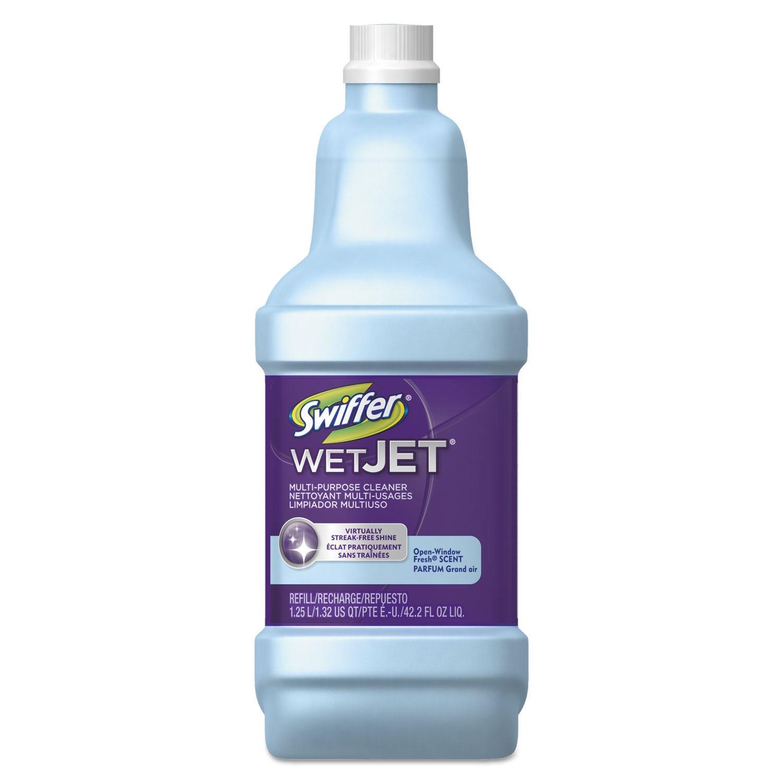 Swiffer WetJet System Cleaning-Solution Refill 1.25 Liter...