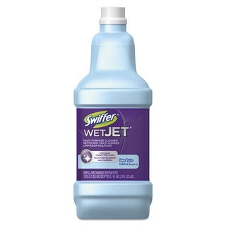 Swiffer WetJet System Cleaning-Solution Refill 1.25 Liter Open Window Fresh Scent
