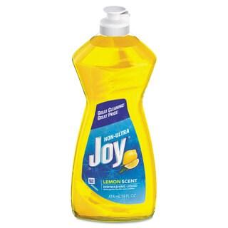 Joy Dishwashing Liquid 14-ounce Bottle Lemon Scent 25/Carton
