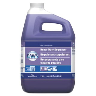 Dawn Professional Heavy Duty Degreaser 1 Gallon 3 Bottles/Carton