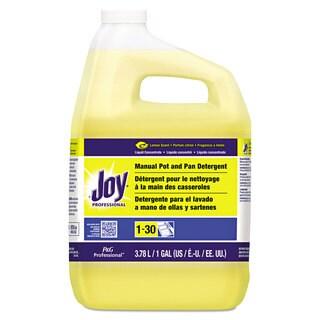 Joy Dishwashing Liquid Lemon One Gallon Bottle