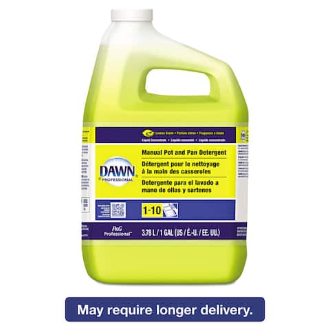 Dawn Professional Manual Pot & Pan Dish Detergent Lemon
