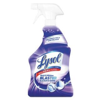 LYSOL Brand Mold & Mildew Remover 32-ounce Spray Bottle 12/Carton