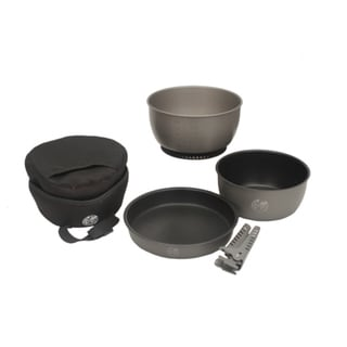 Optimus Terra HE 3-pot Cooking Set