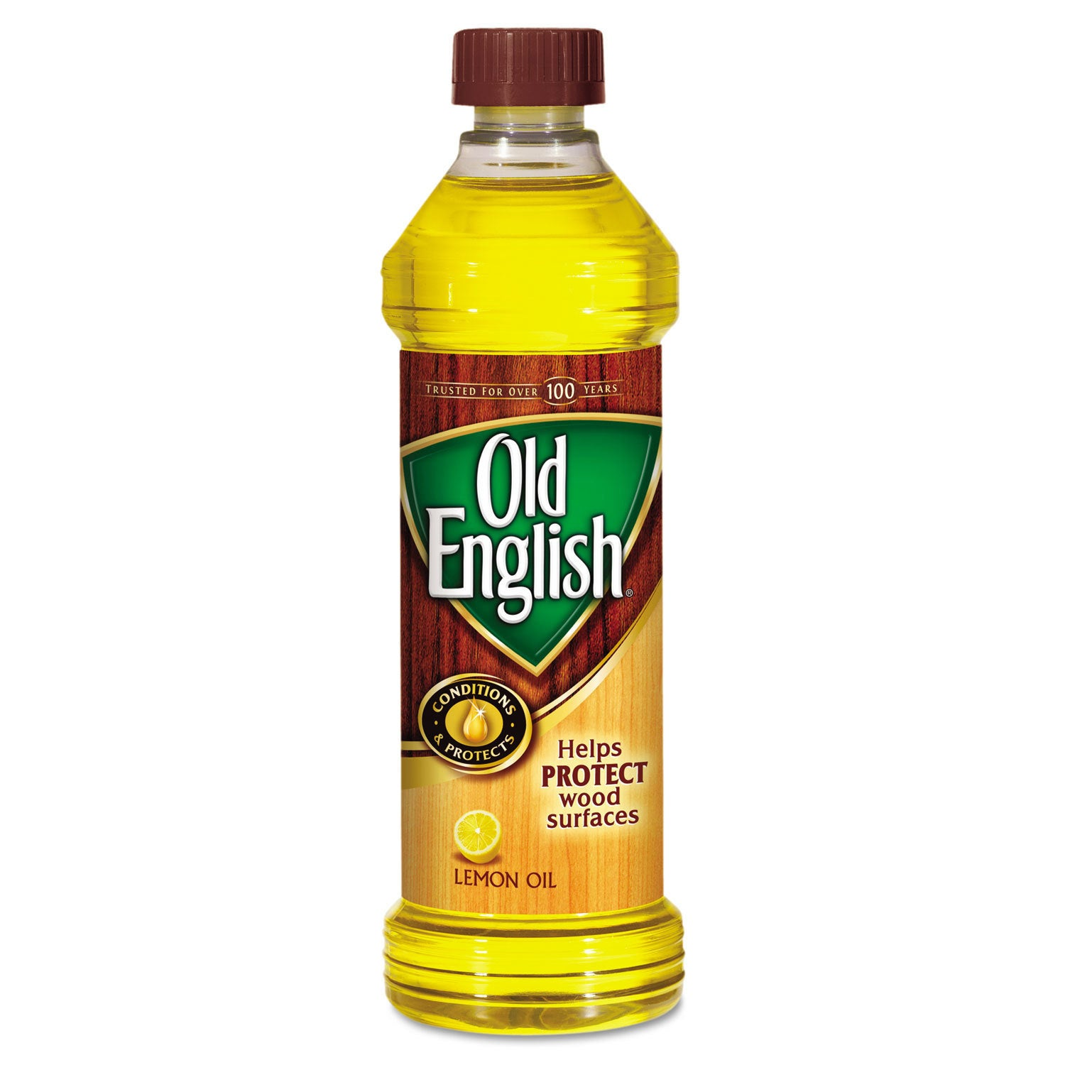 Old English Furniture Polish Lemon (Yellow) Oil 16-ounce ...