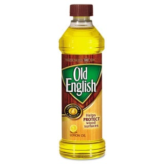 OLD ENGLISH Furniture Polish Lemon Oil 16-ounce Bottle