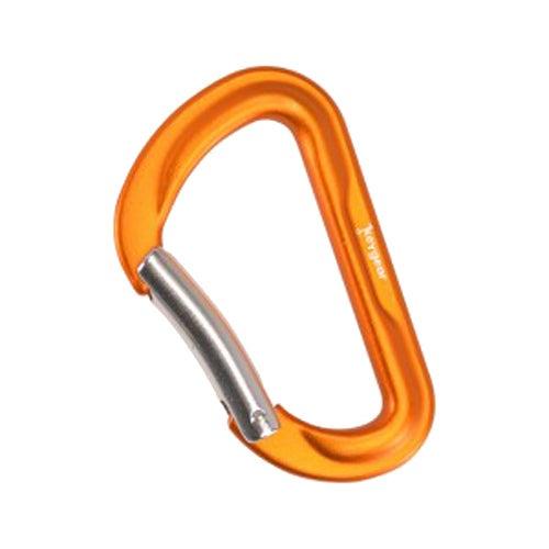 KeyGear Ultimate Survival Technologies Orange Aluminum 1.0 Carabiner