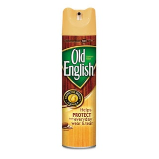 OLD ENGLISH Furniture Polish 12.5-ounce Aerosol 12/Carton