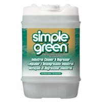 Simple Green Industrial Cleaner & Degreaser Concentrated 5 gal Pail