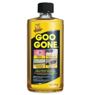Goo Gone Original Cleaner Citrus Scent 8-ounce Bottle 12/Carton|https://ak1.ostkcdn.com/images/products/13918882/P20552759.jpg?impolicy=medium