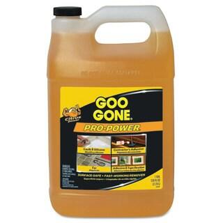 Goo Gone Pro-Power Cleaner Citrus Scent 1 gal Bottle