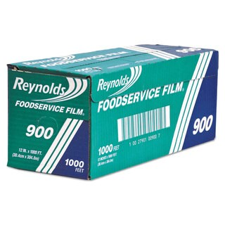 Reynolds Wrap Continuous Cling Food Film 12 in x 1000 ft Roll Clear