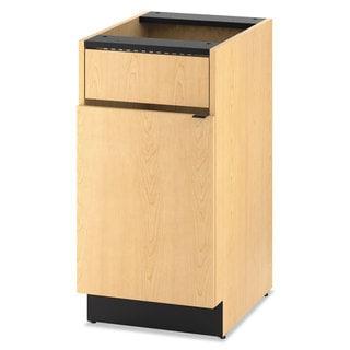 HON Hospitality Single Base Cabinet Door/Access Panel 18 x 24 x 36 Natural Maple