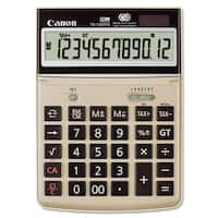 Canon TS1200TG Desktop Calculator 12-Digit LCD